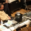 Mitsuo Johfu - owner Marshmallow Records at session in Yokohama Oct 2009