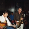 Gig at Walker's Restaurant, NYC-Oct 1992-Nick Burns-g, Jeff Brown-d, Al McCabe-as, Kent Miller-b,